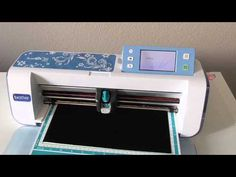 Htv Heat Transfer Vinyl With Your Brother Scanncut And