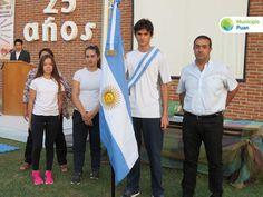 Darregueira noticias: El CEF Nº 103 de Darregueira celebró sus 25 años