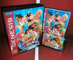 Street Fighter II Turbo with Box and Manual for 16 bit Sega MD game Cartridge Megadrive Genesis system  Price: 25.95 & FREE Shipping  #sale #discount #shop #2018