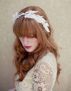 Coiffure mariée : les plus belles coiffures de mariée tendance en 2015 - Elle