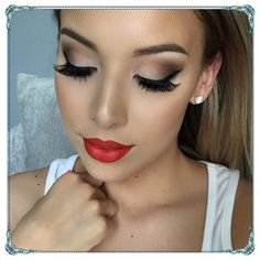 Love my girl @lustrelux! Get similar lips with Younique's Saucy lipstain. Click on pic to browse our website: Youniqueproducts.com/luvpink