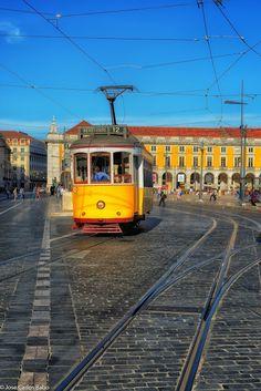 Terreiro do Paco , Lisbon , Portugal