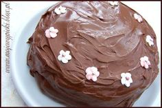 Old - fashioned chocolate cake