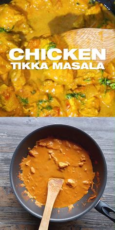 Easy Chicken Tikka Masala Recipe - Homemade chicken tikka masala curry, ready within 25 minutes made from scratch, quick and easy dinner meal for two. British Indian curry dish, spicy hot this curry gravy dish kicks a punch and promises to satisfy your ta Easy Casserole Recipes, Easy Pasta Recipes, Easy Delicious Recipes, Easy Appetizer Recipes, Vegetarian Recipes Easy, Indian Food Recipes, Dinner Recipes, Indian Chicken Recipes, Chicken Tika Masala Recipe