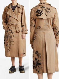Top 20 Best-selling Burberry Trench and Raincoats for Women Best Rain Jacket, Black Rain Jacket, Rain Jacket Women, Green Raincoat, Hooded Raincoat, Raincoats For Women, Jackets For Women, Clothes For Women, Trenchcoat Style