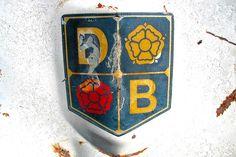 Old David Brown tractor logo