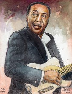 """""""Muddy Waters"""" by Jack Coughlin available at the R. Michelson Galleries or at rmichelson.com"""