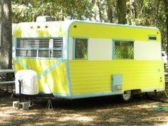 How To Repair, Remodel, & Restore, Old Camper Trailers, Motorhomes RV Interiors