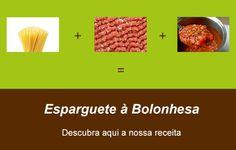 Aqui está uma deliciosa receita para fazer ao fim de semana em família :)  http://www.gramascomsabor.com/esparguete-a-bolonhesa/