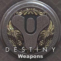 Destiny Weapons, Mark Van Haitsma on ArtStation at https://www.artstation.com/artwork/x0bP1