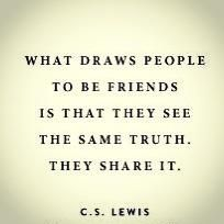 #59 - Friends | Top 100 C.S. Lewis quotes | Deseret News
