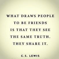#59 - Friends | Top 100 C.S. Lewis quotes | Deseret News