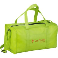 The Popeye Non-Woven Duffel Bag at Shoplet.com! Brought to you by ShopletPromos.com - promotional products for your business.