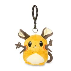 Official Chespin Pokémon Petit Plush. Pokémon Center Original Design.