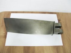 Jet Engine Turbine Blade titanium
