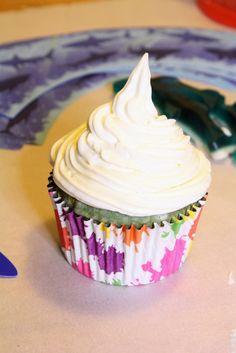 DIY Blue Velvet Shark Week Cupcakes! #Recipe #SharkWeek — The Queen of Swag!