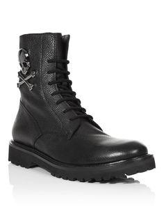 """PHILIPP PLEIN BOOTS """"FLEET"""". #philippplein #shoes #"""