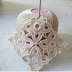 Miniature crochet square doily 6 cm, dollhouse crochet tablecloth, dollhouse miniature white small doily micro crochet by MiniGio Crochet Square Patterns, Crochet Motifs, Crochet Blocks, Lace Patterns, Crochet Squares, Thread Crochet, Crochet Doilies, Crochet Flowers, Crochet Stitches