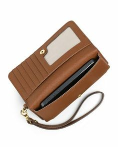 Michael Kors Jet Set Travel Tech Wristlet