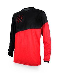 Loose Riders Herren TEAM ISSUE solid Jerseys Langarm.Sportwear,Radsport Style