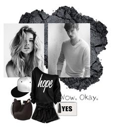 """Hope"" by divatmalom on Polyvore featuring Mode, Boohoo, Abercrombie & Fitch, Y-3, women's clothing, women, female, woman, misses und juniors"