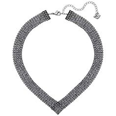 Nice Buy Swarovski Fit Refresh Black V Necklace 5363515 for just added. Valentinstag Party, Swarovski, Valentine Day Gifts, Luxury Branding, Best Gifts, Plating, Gold, Jewelry Accessories, Necklaces