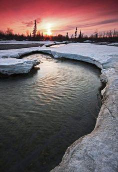 ˚Wood River, Alaska