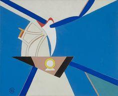 FRANÇOISE GILOT Reggeli fény | Morning Light 1999 – 60x73 cm olaj, vászon | oil on canvas, Várfok Galéria, Budapest