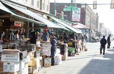Italian Market - Philadelphia