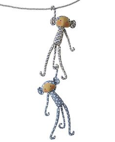 "Tilda Classic ""Pardon My Garden"" Monkey Friends sewing kit #sewing #sewed #craft #make #kit #gift"