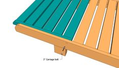 This step by step woodworking article is about lounge chair plans. We show you how to build a wooden chaise lounge chair, using common materials and tools. Dining Room Chair Cushions, Patio Chaise Lounge, Wooden Playhouse, Wooden Pergola, Diy Pergola, Pergola Ideas, Pergola Kits, Diy Outdoor Bar, Outdoor Living