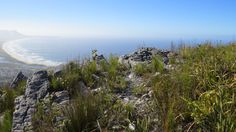 On top of the Three Sisters mountain range, Kleinmond #Western Cape #South Africa