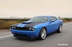 Hurst To Offer Competition/Plus Package for Dodge Challenger