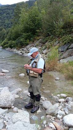 Guida Vittorio Scopello no kil fiume Sesia