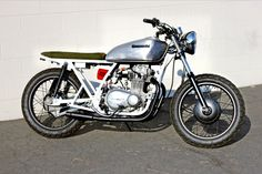 Kawasakis Mid Sized Z KZ Series Of Bikes Have Spawned Dozens Lovely Cafe Racer And Brat Style Customs For