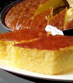 Greek Sweets, Greek Desserts, Greek Recipes, Almond Coconut Cake, Torte Cake, Greek Cooking, Coffee Cake, Vanilla Cake, Dessert Recipes