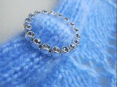 Kovács Nikolett kötött és horgolt modelljei Bracelets, Silver, Jewelry, Fashion, Amigurumi, Moda, Jewlery, Money, Bijoux