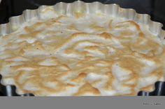 Lemon-Meringue-Pie mit Mandelboden