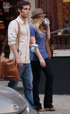 Perhaps this scene marks the start of the Olivia & Dan romance?