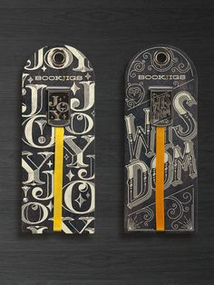 Chalk Shoppe Series by Franklin Mill, via Behance