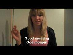 Norwegian Language: Small sentences part 1