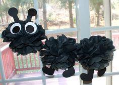 Ant pom pom kit baby shower first birthday by TheShowerPlanner