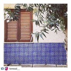 Repost amazing pic @teresal__ Trapani #sicily [Find #maiolica tiles everywhere and share with us using #GameOfTiles. A touristic summer game]  #wearegenio #tourism #tiles #tileaddiction #ceramics #pattern #design #artoftheday #architecture #instatravel #handpainted #decorative #ceramicart #instatraveling #ceramictiles #pottery #tile #tiled #tileporn #tilework #picoftheday #instagood #vsco #vscotiles #all_shots #summer #windows by gameoftiles