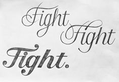 Type Sketch Script by Dave Foster, #Type, #Handwritten, #Typography