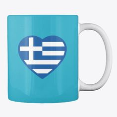 Remember the wonderful moments in Greece, everytime you drink coffee or tea,. In many colours. I Fall In Love, My Love, Greek Language, Drink Coffee, Fishing Villages, Greece, Colours, In This Moment, Tea