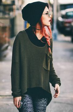 Layers of knits