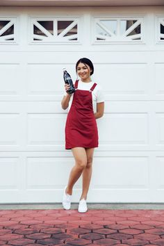 Nadine for Coca Cola (ctto) Nadine Lustre Fashion, Nadine Lustre Outfits, Kathryn Bernardo Outfits, Lady Luster, Flattering Outfits, Jadine, My Life Style, Boy Models, Teenager Outfits