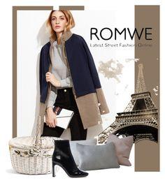 """ROMWE"" by aleksandra15-1 ❤ liked on Polyvore featuring rag & bone"