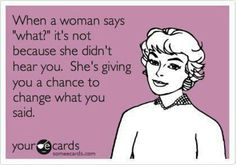 Women truth