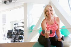 Here are our favourite exercises to help relieve symptoms of menopause.